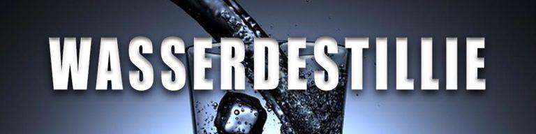 Destilliergerät für Wasser - selber herstellen